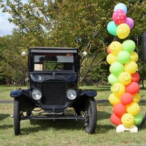 小金井公園のフォード モデル T