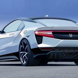 ホンダ S2000 後継モデル、東京モーターショーで復活か FR 330ps