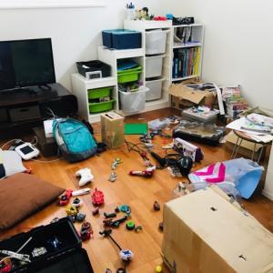 夏休みももう終わり!子ども部屋も通常仕様に。