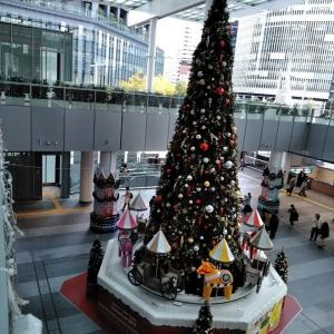 名古屋最大級☆クリスマスツリー