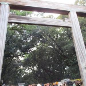 熱田神宮初詣と串カツ