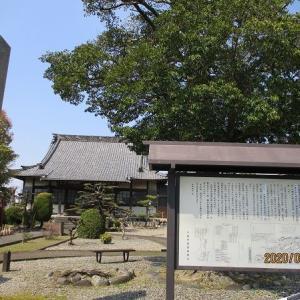 嫩桂山久昌寺と神明社-信長側室の生駒吉乃