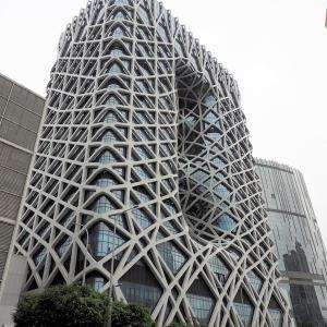 香港・マカオへほぼ無料旅行! /  Vol.8 ザハ・ハディド設計のマカオに新名所「モーフィアス(Morpheus)」を見に行ってみた!