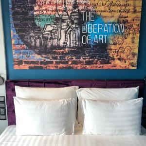 ちょっと大変だった初めてのミャンマー旅行 /  Vol.10 お、結構お洒落な素敵なホテル「HOTEL G Yangon」 宿泊記