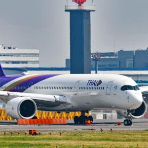 【Information】タイ国際航空の日本路線を含む国際線運休を発表