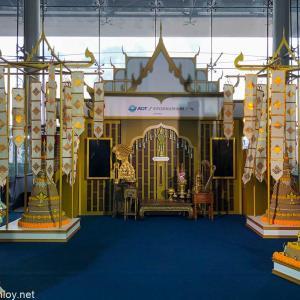 ソンクラン2019@バンコク〜JAL & ANAで航空旅行 / Vol.9 充分遊んで帰国!スワンナプーム空港 日本航空 サクララウンジで朝ごはん