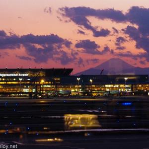 ソンクラン2019@バンコク〜JAL & ANAで航空旅行 / Vol.11 まだまだ旅は終わらない〜日本航空 JAL925 羽田 – 那覇搭乗記