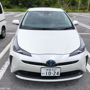 2度目の緊急事態宣言直前に4泊5日で沖縄に行ってきた / Vol.4 レンタカーでドライブ〜なぜ「プリウスミサイル」になるかよくわかった〜