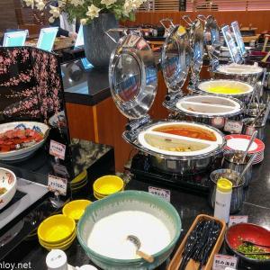 GO TO トラベルを使って秋の京都へ! / Vol.3 朝食バイキングが超豪華!アルモントホテル京都宿泊記 Part 2