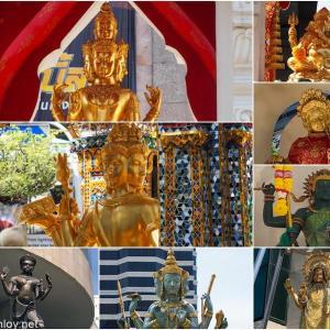 JALダイヤモンド修行の総仕上げ バンコクで年末年始 2018-2019 / Vol.8 神様がいっぱい!30分で回れるパワースポット巡りへ。バンコク七福神巡りをやってみた