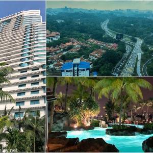 マレーシア航空でジャカルタ&クアラルンプールを周遊してみた / Vol.3 Le Méridien Kuala Lumpur (ル メリディアン クアラルンプール)宿泊記 〜便利で安くて快適!三拍子揃った都市型ホテル〜