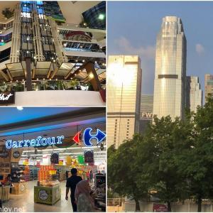 マレーシア航空でジャカルタ&クアラルンプールを周遊してみた ジャカルタ編  / Vol.5 ちょっと怪しいBlok M Plazaはカルフールも入っていてアジアっぽいショッピングセンターだった