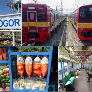 マレーシア航空でジャカルタ&クアラルンプールを周遊してみた ジャカルタ編  / Vol.6 日本の電車に乗ってボゴールへ!まさにアジアのカオスそのものだった!