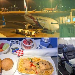 マレーシア航空でジャカルタ&クアラルンプールを周遊してみた ジャカルタ編  / Vol.11 マレーシア航空 MH726 ジャカルタ – クアラルンプール搭乗記