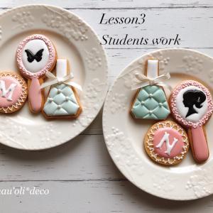 アイシングクッキー認定講座3