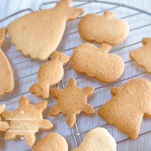 焼きたてクッキー試食あります(^^♪アイシングクッキー基礎レッスンレポ