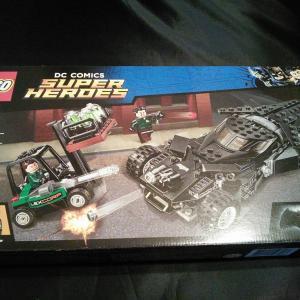 【LEGO】DC COMICS スーパー・ヒーローズクリプトナイトの迎撃(76045)【レビュー】