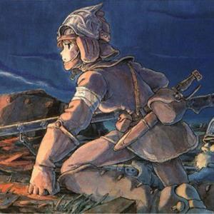 【ラスト考察】風の谷のナウシカ(1984)から32年...宮崎駿と庵野秀明―シン・ゴジラは「ナウシカ」の序章説
