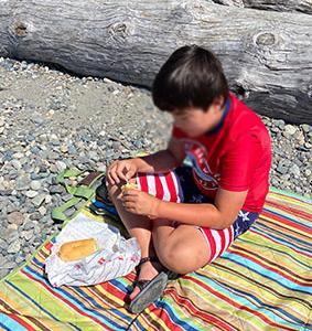 ようやく到来、夏日ウィークは水遊び:火曜日はリッチモンドビーチ