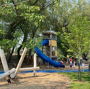 らいらい50歳BDトリップ、ボーズマン:新しい公園発見!