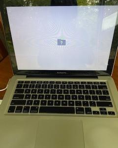 長年バディだった MacBook が遂に壊れてしまった、、、