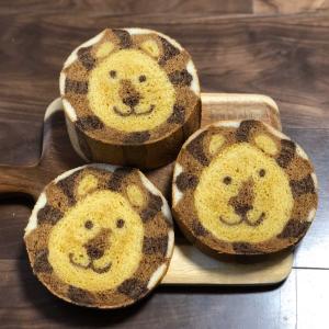 いろんなパンを作りました