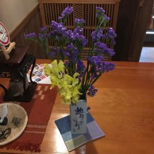 ばん屋における「花の日」なのです。