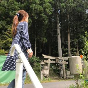 地元の神社・谷川神社