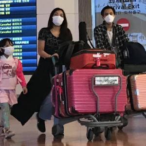 子供三人だけで日本帰国・全員陰性!、パスポート更新にインド横断!