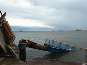さようなら本牧釣り施設。台風での壊滅前に爆釣出来たのか?