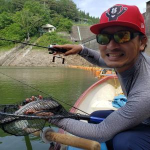 貧乏釣り部からロブルアー公式テスターが誕生!その名も「たてよこななめ」氏!