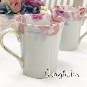 ポーセラーツ♡フランフランにもありそうな可愛いマグカップも簡単に作れるます