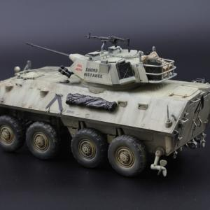 LAV-25 Piranha(1/35_Italeri)-(Finished)