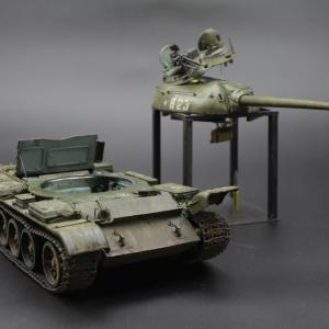 T-54A with interior(1/35_Miniart)-6(Finished)