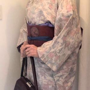初詣ファッション 今日の着物 2020年バージョン