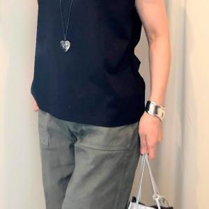 50代 ゆるいTシャツの選び方