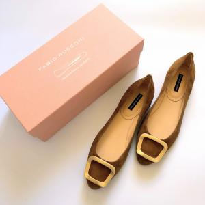 MILLEPORTEでお得に買いました  FABIO RUSCONIの靴のコーデ