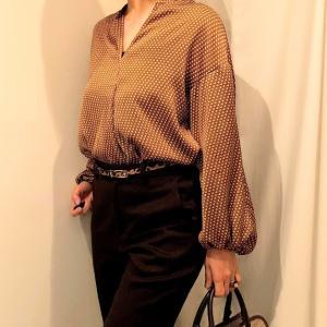 こげ茶色の服やアイテムを揃えるとコーデは楽になる!