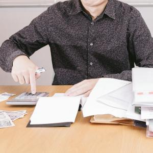 領収書などのデータをPCファイルに入力 請求書作成