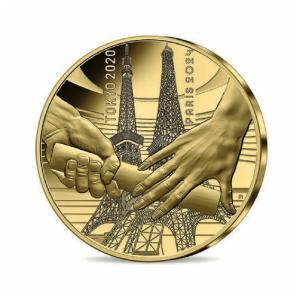 PARIS 2024 - HANDOVER COLLECTION