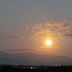 満月の入り