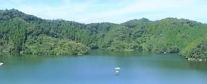 緑区川尻 城山湖周辺をぶらり散策