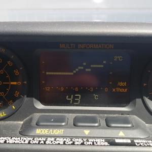 暑いですね~