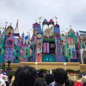 It's a small world で平和を願った