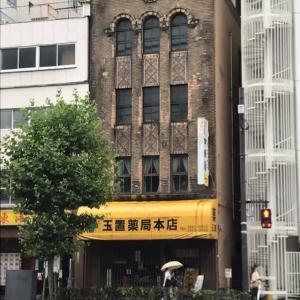 浅草橋の近代建築