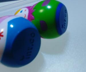 マトリョーシカのバスボール(入浴剤)