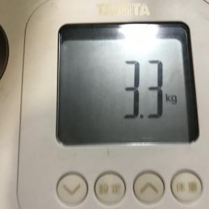 体重を 量ってみよう