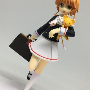 カードキャプターさくら 中学生Ver SPフィギュア レビュー