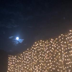 14日早朝は牡羊座の満月