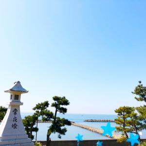 海とつながる神様・明石住吉神社